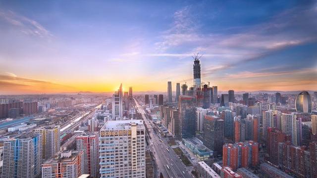 """城市体检报告显示:北京""""身体""""倍儿棒"""