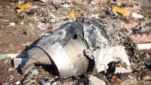 伊朗民航组织:没有导弹击中乌航坠毁客机