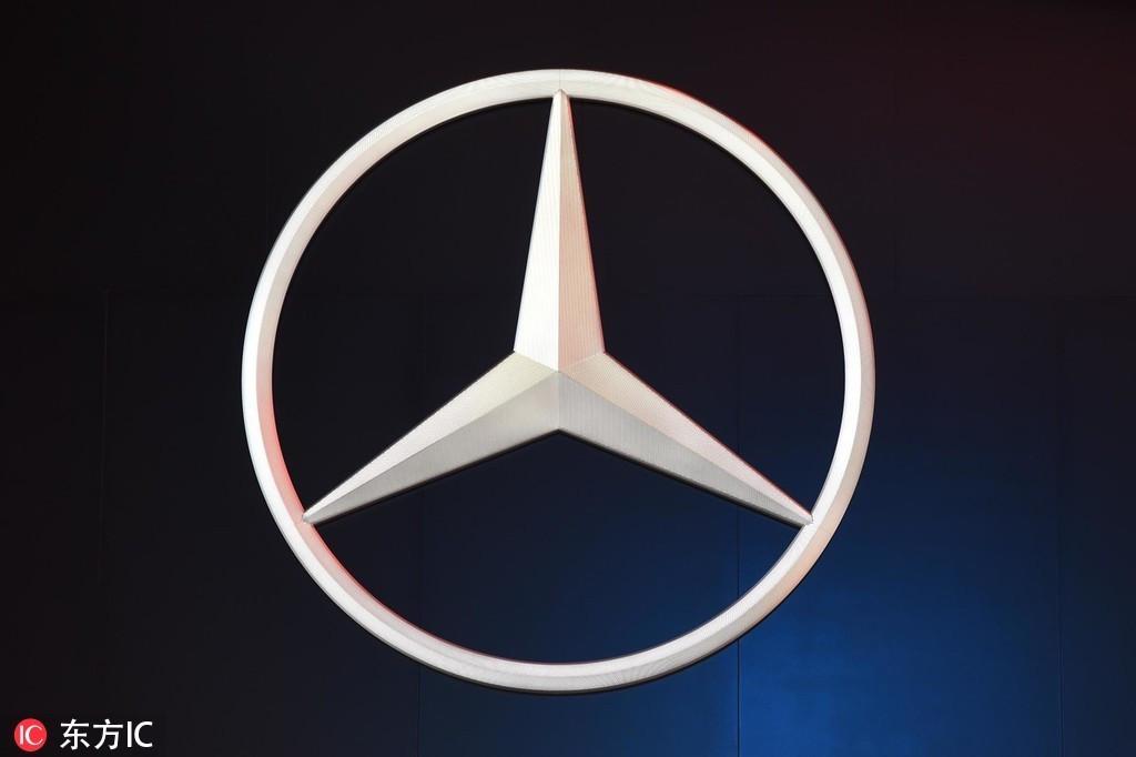 奔驰9月全球销量22.38万辆,中国市场同比增12.9%
