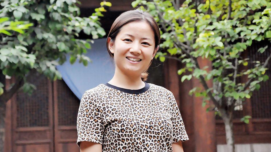 世界小姐中国总决赛冠军赵婷婷出演电影《天水无尘》靓照曝光