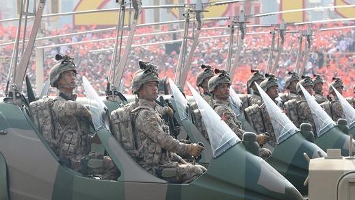 揭秘中国军队新一代迷彩服:贴近实战,符合现代作战客观规律