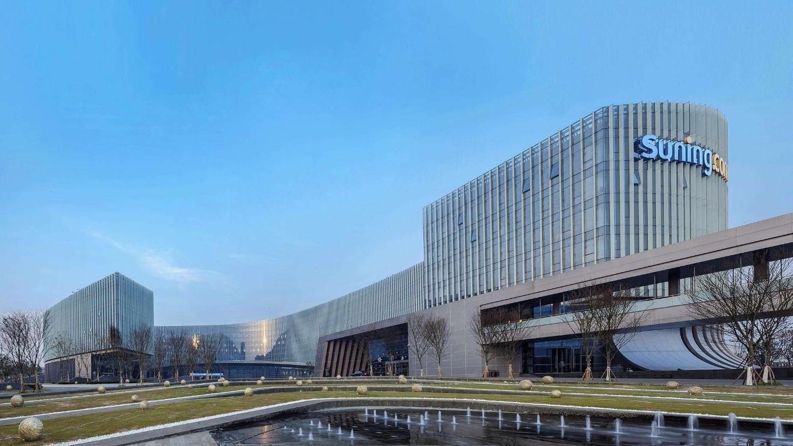 张近东赴陕西 签署智慧零售业态、科技城、文体新城等多个合作项目