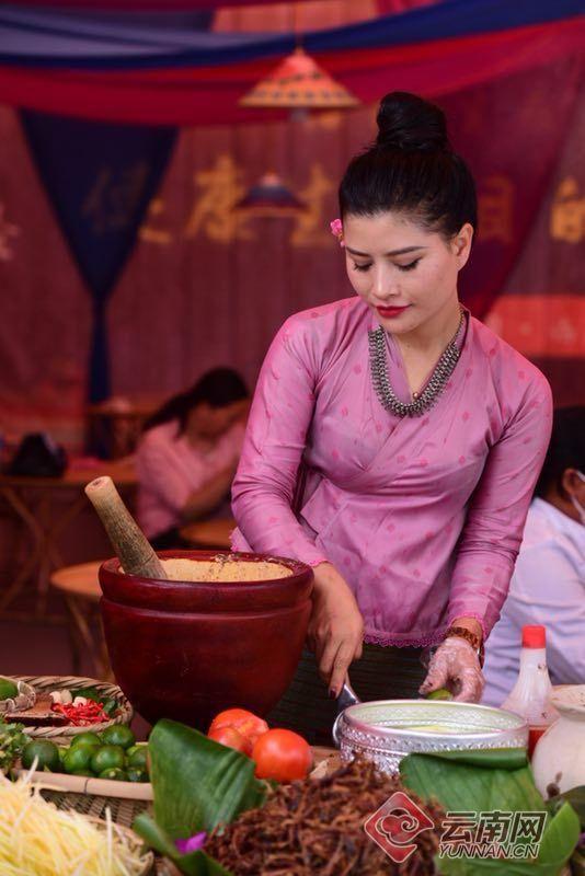 品美食风情享边疆饭店临沧旅游文化特色周开梅河口美食美食平壤网图片