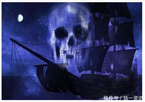 日海岸再现幽灵船:幽灵船,幽灵飞机频现,时空隧道真的