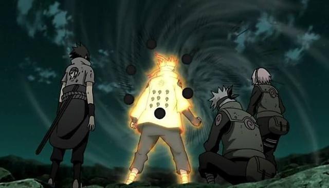 火影忍者:六道鸣人的求道玉去哪里了?结局很鸣人!