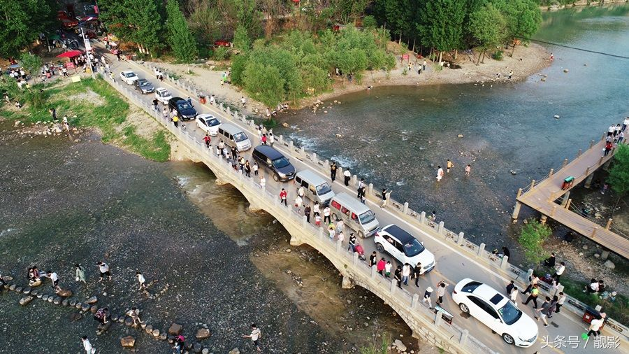 淇水河畔,韵味悠长--河南鹤壁桑园小镇