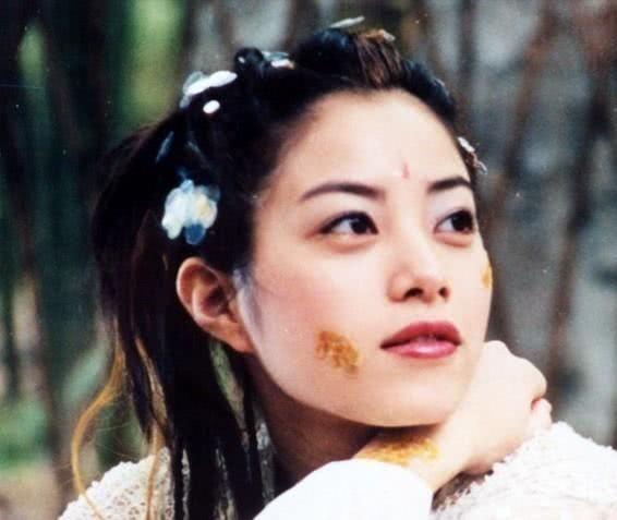 """古装剧中7位""""美人鱼"""",赵丽颖呆萌,白冰最美,她最经典"""