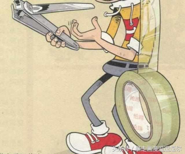 阿衰高手:整人成修炼漫画的阿衰拯救秃顶在线观看切漫画图片