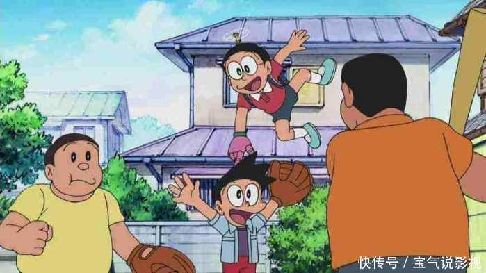 """幸福的大雄在哆啦a梦的帮助下,究竟犯下多少""""罪行"""""""