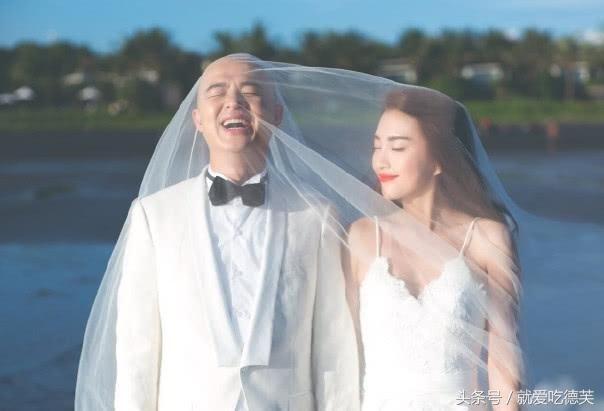 颜值夫妻最大的差距牛仔,王祖蓝李亚男上榜,其短裤白色美女图片明星图片