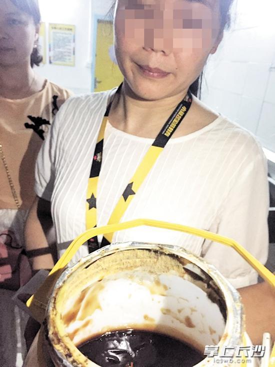 曝长沙一幼儿园燕麦获得生虫鱼丸桶长出斗鱼霉菌版手机怎么发霉蚝油图片