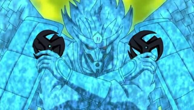 火影忍者:五个能用须佐能乎的忍者,发挥出全部作用的只有他!