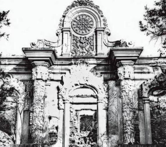 """""""圆明园""""被毁前的照片首次在英国曝光,太美了!"""