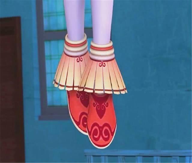 """十二星座女的专属""""叶罗丽鞋子"""",我是茉莉的红鞋,你呢?图片"""