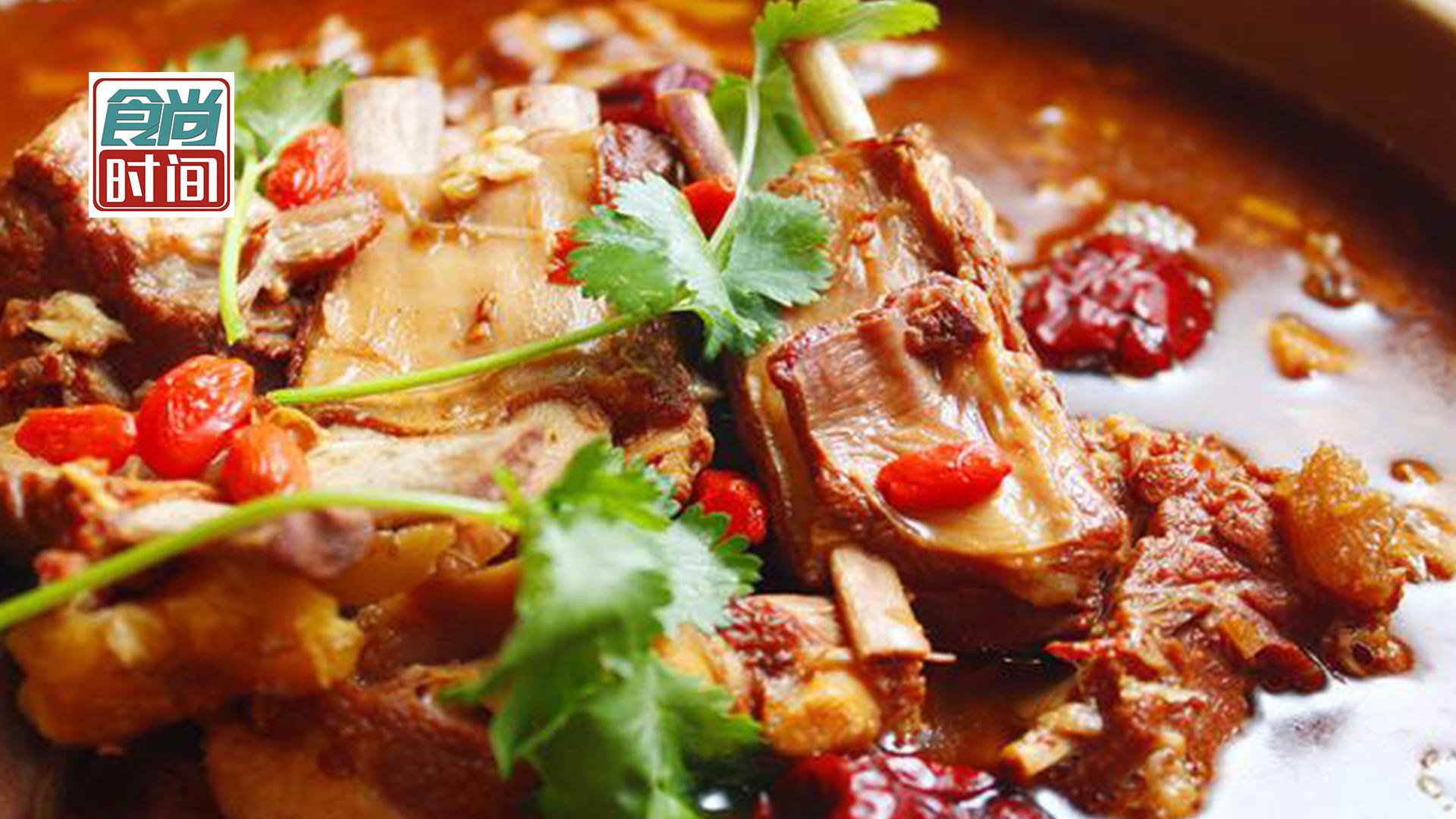 舌尖上的春节 假期怎么吃:除夕夜红焖羊排满足你的胃口