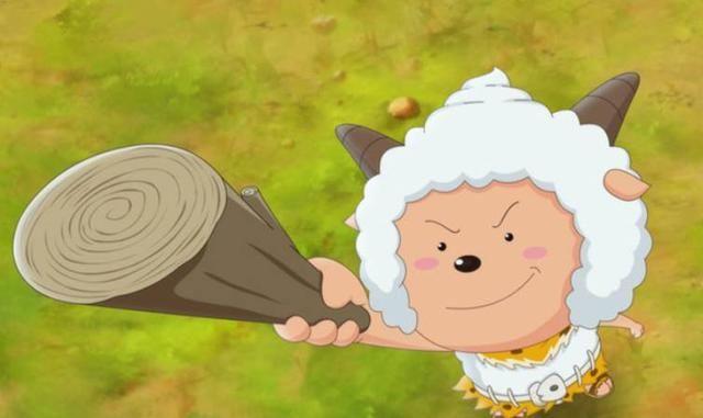 喜羊羊与灰太狼:最可爱的5大角色,懒羊羊才第二,第一萌翻各位