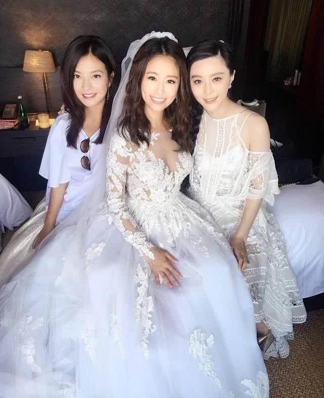 女明星婚纱照大盘点,迪丽热巴最美,杨幂倒数第二