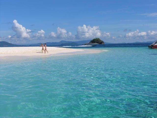 2,贝丽岛——泰国的马尔代夫