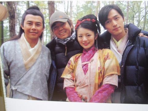 妹妹还是去问了一下度娘才想起来 香港演员李灿森饰演的王小虎,似乎是图片