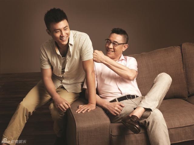 杜淳的父亲杜��f�_杜淳和父亲杜志国