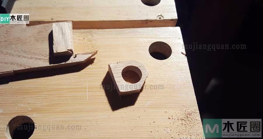 木工体验,如何手工制作木戒指