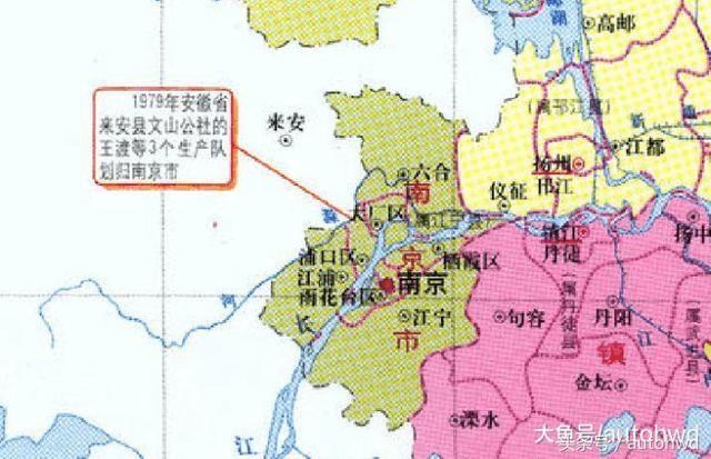 江苏省地�_江苏省的历史地图都有哪些变化?