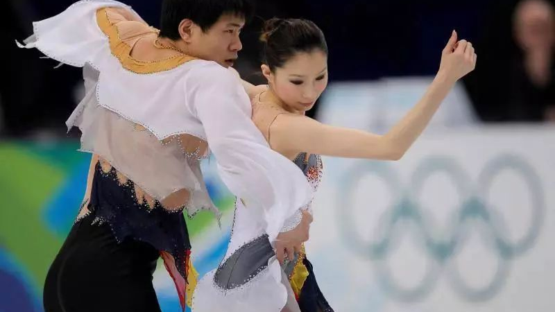 《我与奥运》冰上舞者张丹的华丽蜕变