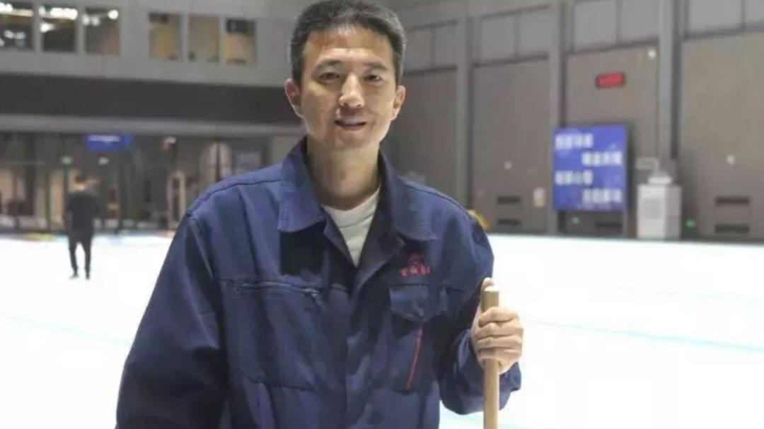 《我与奥运》对话中国制冰大工匠