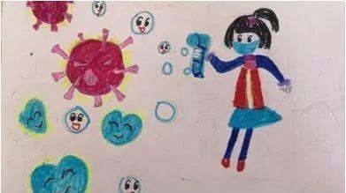 陪伴,我们在一起 | 第十三期:自我防护有创意,童智同心抗疫情