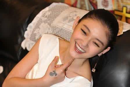 娱乐圈十大纹身艺人: 胡歌鹿晗最酥爽, 杨颖的位置有点尴尬!图片