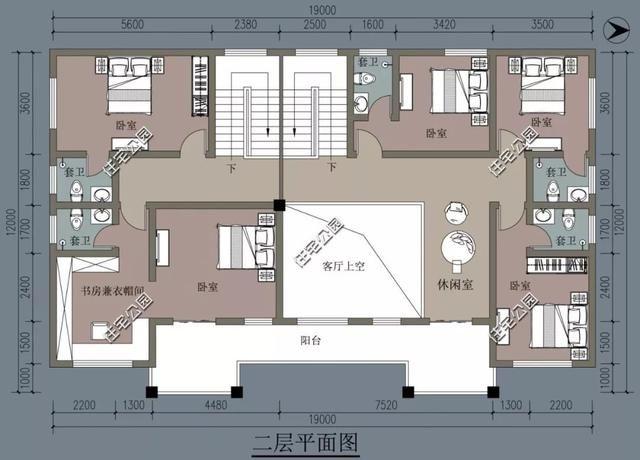 八十方住宅设计图纸