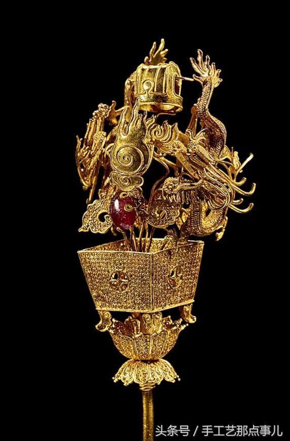 中国古代金银器手工制作精细之最