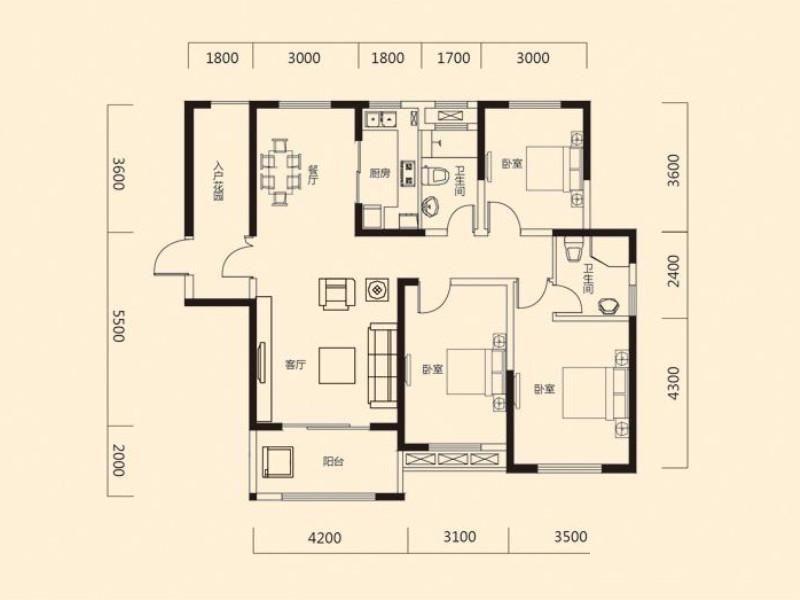 138平方设计图纸