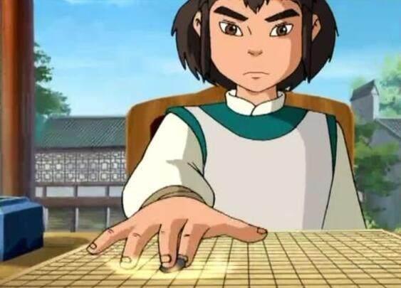 小时候觉得最好看的五部动画片,围棋少年上榜,最后一部太受欢迎