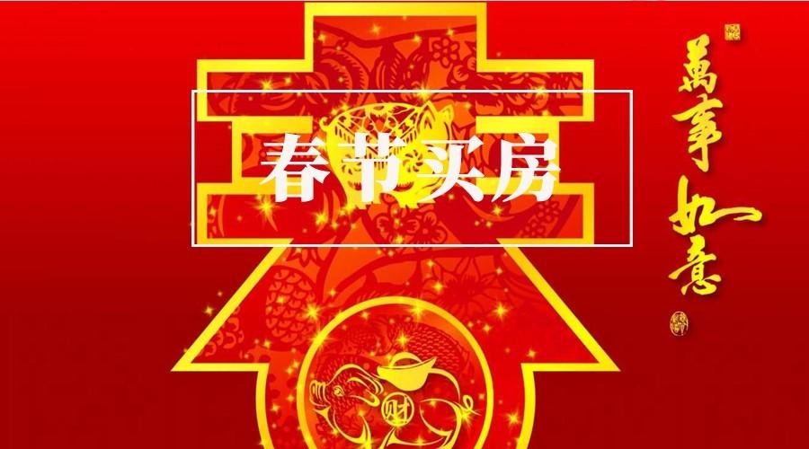 春节返乡置业 买房如何不被坑-北京时间
