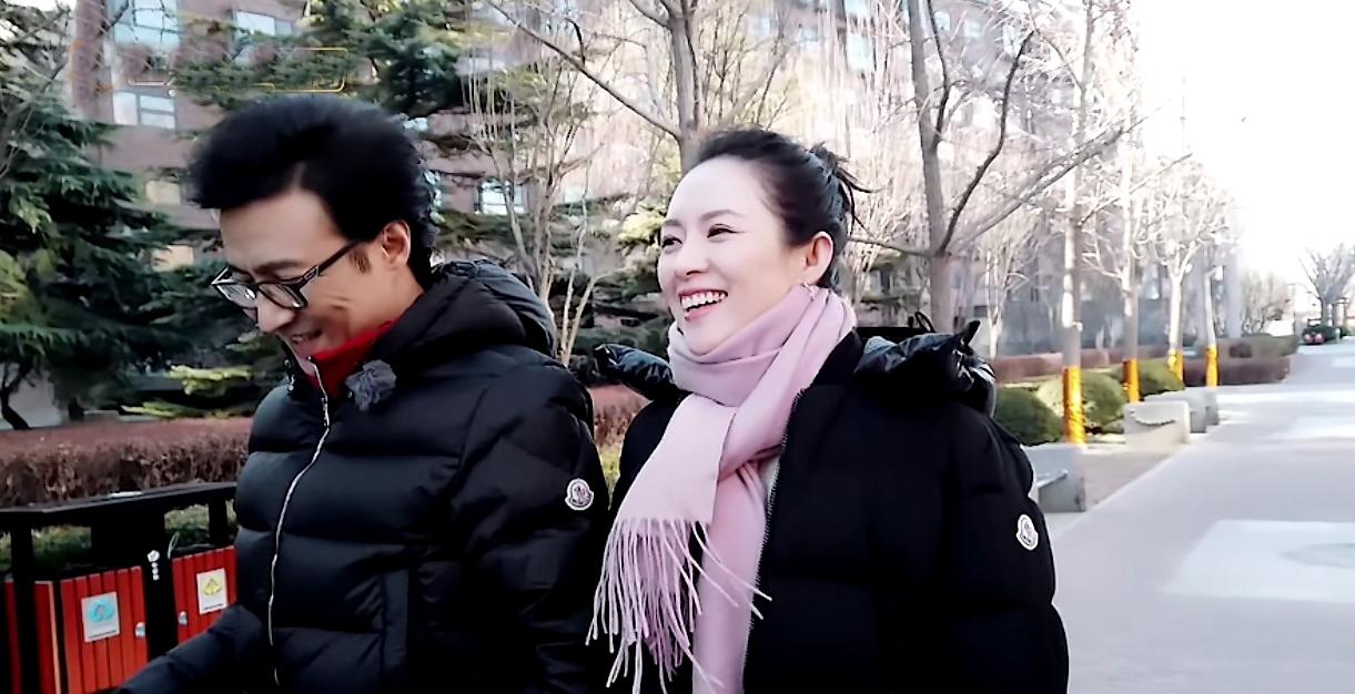 章子怡透露小苹果第一次见面就喊自己妈妈,汪峰坦言妻子不容易!