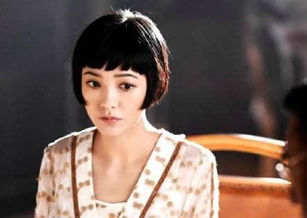 盘点十位短发民国美人,美得各不相同,赵薇杨蓉最美,她图片