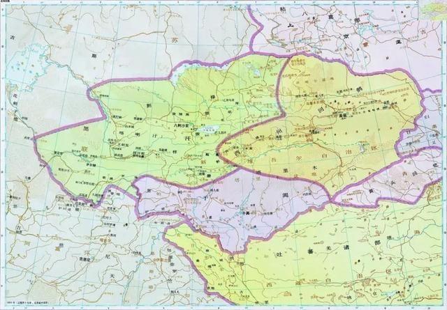 这也是自吐蕃人攻灭安西四镇后,唐系军队在西域的首次大规模出击.