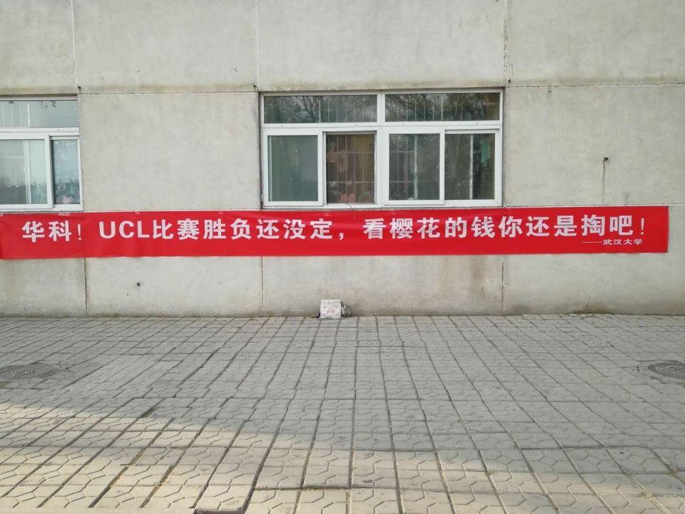 难得一见!清华站位等6所知名高校为UCL打起北大篮球示意图图片