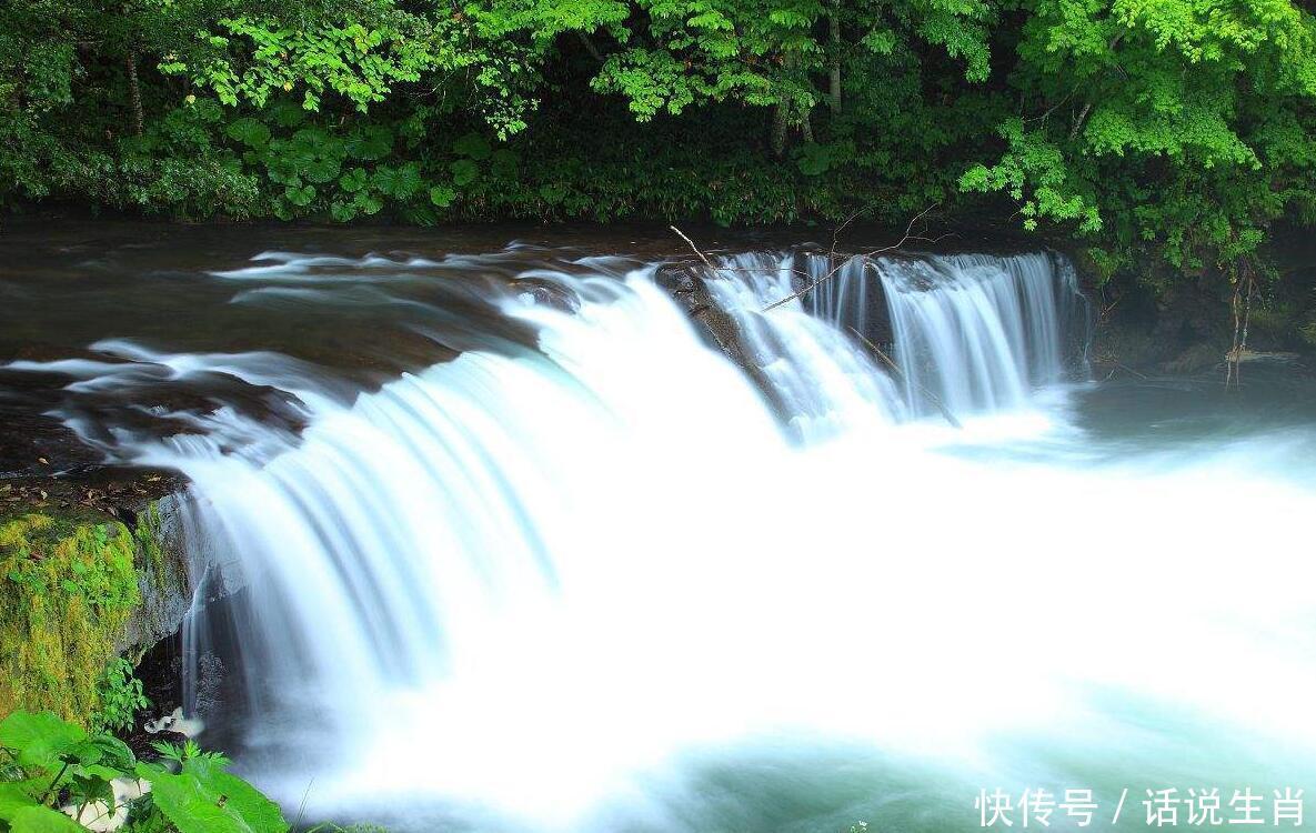 壁纸 风景 旅游 瀑布 山水 桌面 1185_750