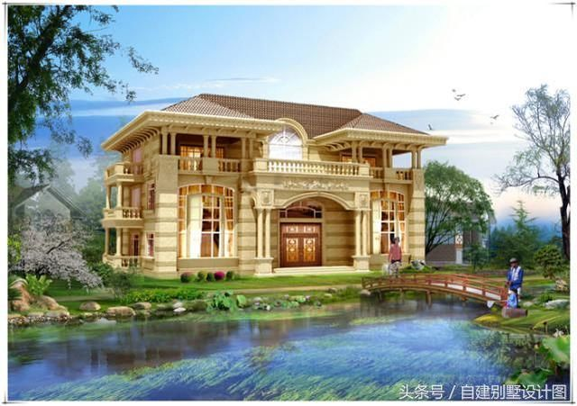 6款实用的(农村小别墅)造价二三十万,有你需要的吗?