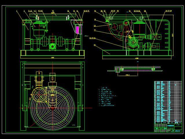 面的图纸油箱的上标您都懂?最全图纸齿轮符公差符号机械搅拌机图片