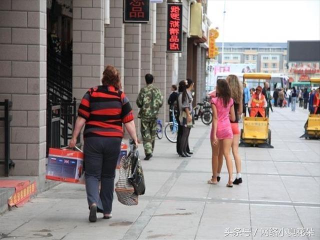美女:中国为何喜欢俄罗斯网友,难道中国不喜欢十七美女四个被大学生图片