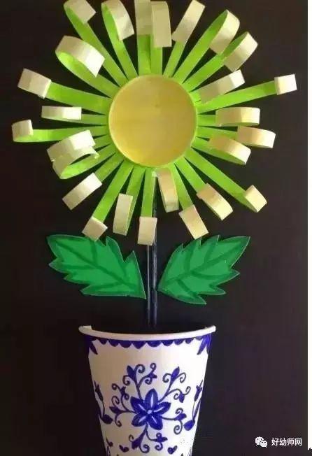 六一创意手工:100种幼儿园纸杯创意手工制作,幼师家长