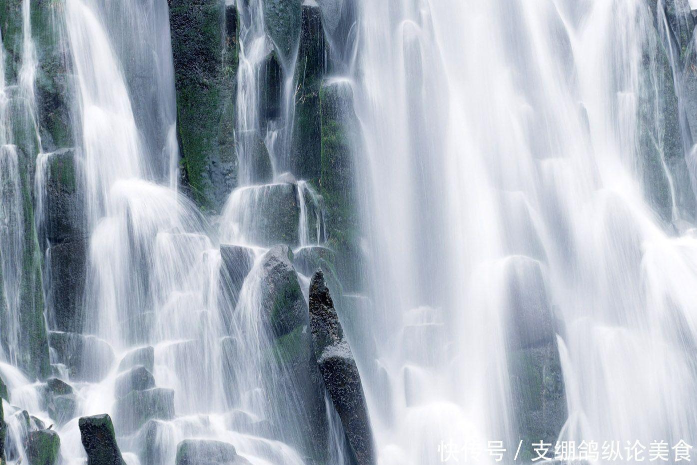 壁纸 风景 旅游 瀑布 山水 桌面 1395_930