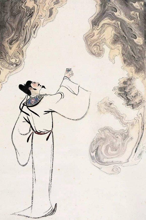 诗人李白,杜甫,白居易