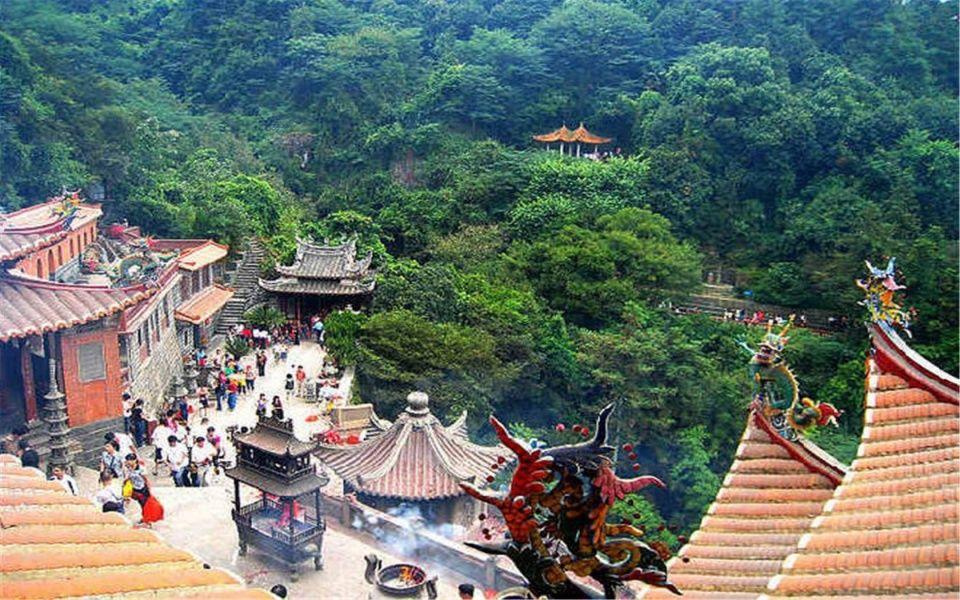 清源山國家重點風景區