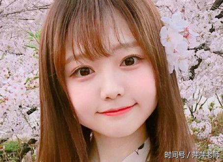 不到甜美气质的空气刘海短发会适合自己吧,短发 半透明空气刘海 圆脸