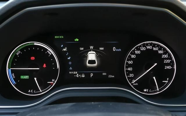 雷克萨斯es的品质,凯美瑞的价格——亚洲龙双擎,23.98
