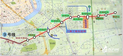 上海地铁10号线延伸段什么时间开通